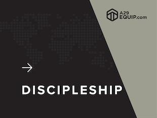 Discipleship icon