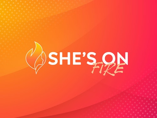 She's on Fire icon