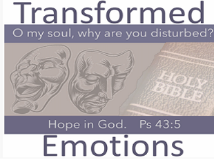 Transformed Emotions - Depression, Anxiety, Anger, Bitterness & Guilt icon