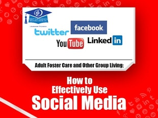 AFC/Group Living Course 1144 - How to Effectively use Social Media to Build a Brand icon