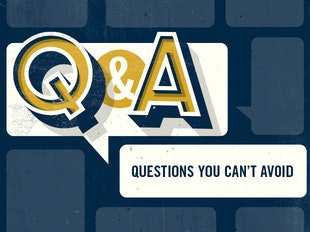 Q&A: Questions You Can't Avoid icon