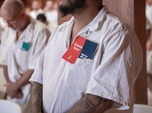Prison Campus Volunteering icon
