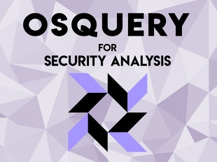 Osquery for Security Analysis icon