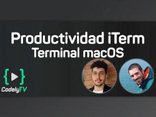 Productividad con iTerm: Terminal macOS icon