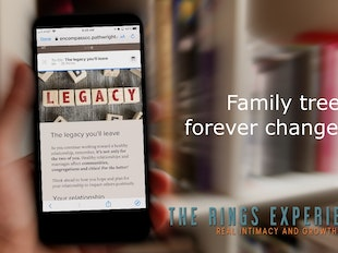 Register for The RINGS Experience - Try it for FREE from Encompass Connection Center icon