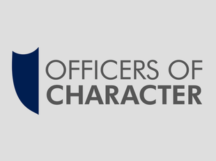Becoming an Officer of Character- Positivity icon