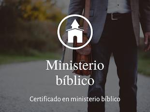 Ministerio Bíblico icon