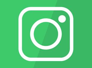 Instagram dla biznesu - kurs online icon