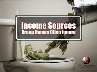 Michigan Adult Foster Care Course 1147 - National Group Homes: 3 Income Sources Group Homes Often Ignore icon