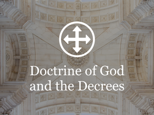 Doctrine of God and the Decrees icon