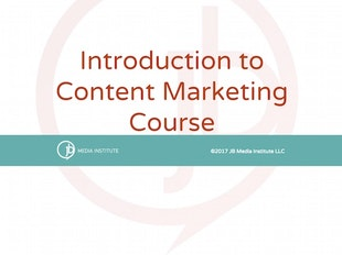 Introduction to Content Marketing icon