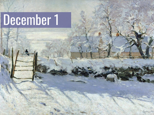 Tending the Light of Advent: A Workshop Series of Reflective Writing Inspired by Art and Poetry icon