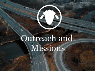 Outreach and Missions icon