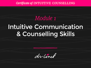 Certificate of Intuitive Counselling - Module 1. icon
