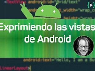 Exprimiendo las vistas de Android icon