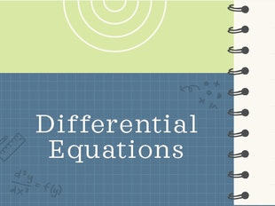 Differential Equations for Calculus icon