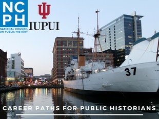 Career Paths for Public Historians icon