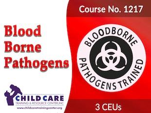 CEU 1217 - Blood Borne Pathogens: Prevention & Containment of Communicable Disease icon