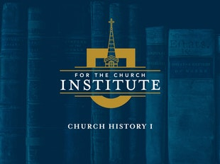 Register for Church History I from FTC Institute icon