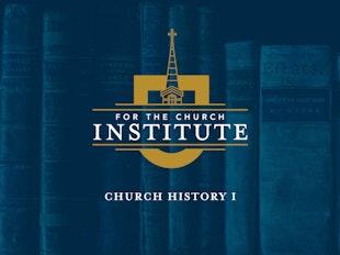 Church History I icon