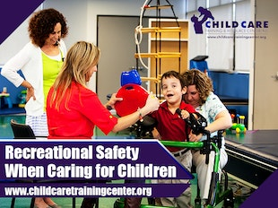 Course 1226 - Recreational Safety When Caring for Children icon