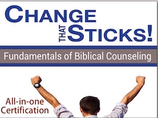 """Register for All-in-one Track 1 Training - """"Change That Sticks"""" from Lowcountry Biblical Counseling Center icon"""