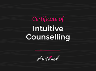 Certificate of Intuitive Counselling. icon