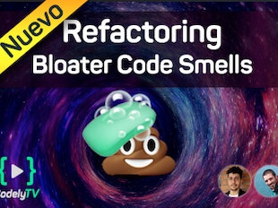 Refactoring de Code Smells a Clean Code: Bloaters icon