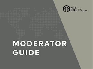 A29 EQUIP Moderator Guide icon