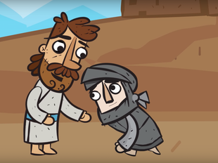 Church: Luke icon