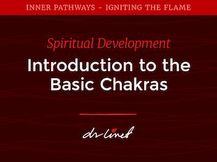 Spiritual Development - Introduction to the Basic Chakras. icon