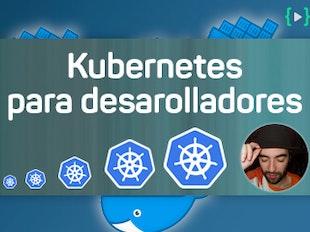 Kubernetes para desarrolladores icon