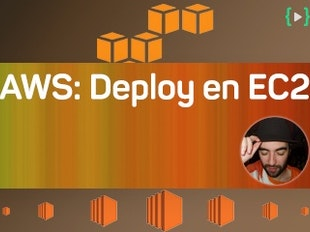 AWS: Tu primer deploy en EC2 icon
