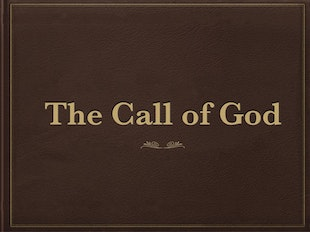 The Call of God icon
