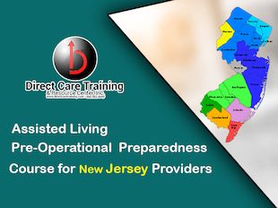 Assisted Living and Adult Day Care Pre-Licensing Preparedness New Jersey (USA) icon