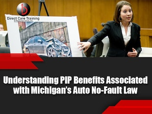 Care Providers's Course 1141 - PIP Benefits Payable Under Michigan's Auto No-Fault Law icon