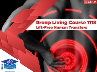 Group Living Course 1118 - Lift-Free Human Transfers-Transfer and Ambulation icon