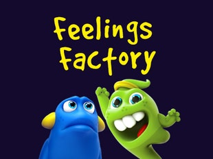 Register for Feelings Factory from Purpose Prep icon