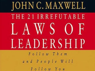The 21 Irrefutable Laws of Leadership icon