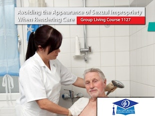 Adult Day Care 1127 - Avoiding the Appearance of Sexual Impropriety When Rendering Care icon