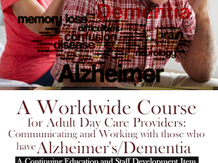 Pennsylvania Adult Day Care - Communicating with Those Who Have Dementia or Alzheimer's Disease icon
