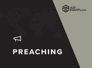 Preaching icon