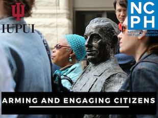 Arming and Engaging Citizens icon