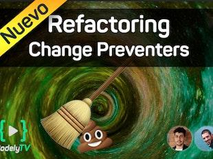 Refactoring de Code Smells a Clean Code: Change Preventers icon