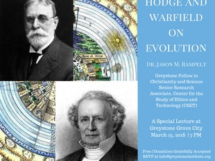 Hodge and Warfield on Evolution icon