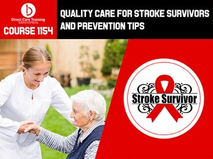 Course #1154 - Preventing Strokes and Serving Stroke Survivors icon