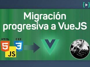 Migrando a VueJS progresivamente desde 0 icon