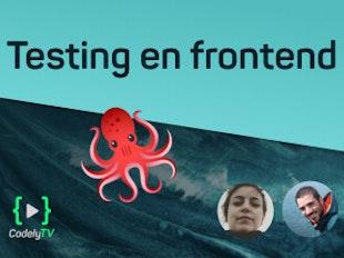 Testing en frontend icon