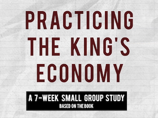 Register for Practicing the King's Economy from The Chalmers Center icon
