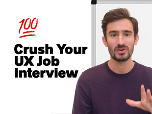 Crush Your UX Job Interview icon
